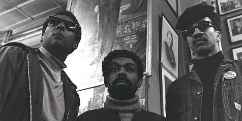 Baraka, Carmichael, Brown